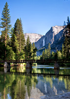 """Merced River reflections"""