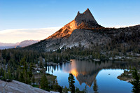 """Upper Cathedral Lake"""